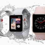 Apple Watch Series3はセルラーモデルとGPSモデルどっちを選ぶ?