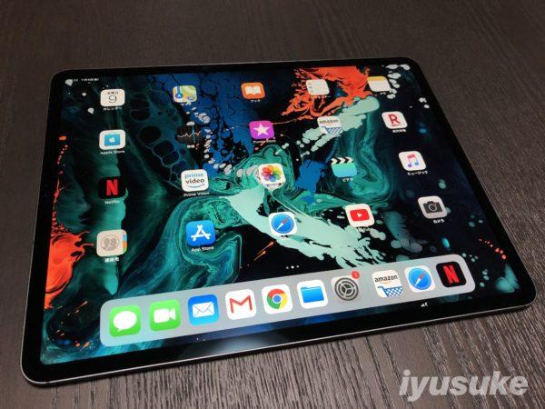 新型iPad Pro 12.9インチ