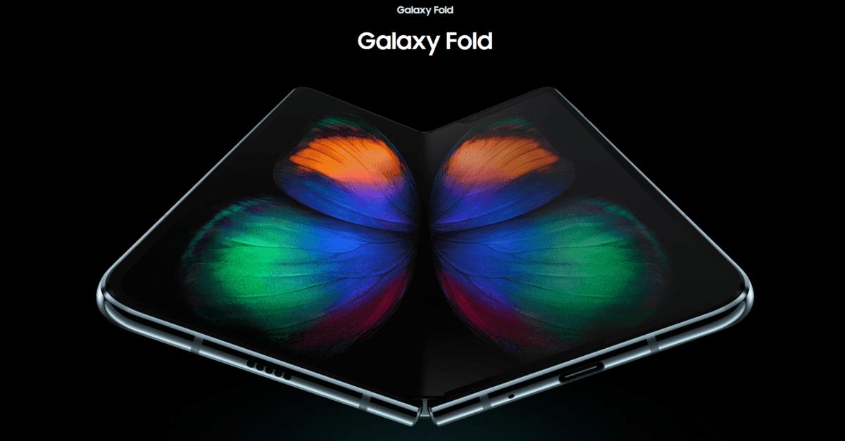Galaxy Fold Samsung1