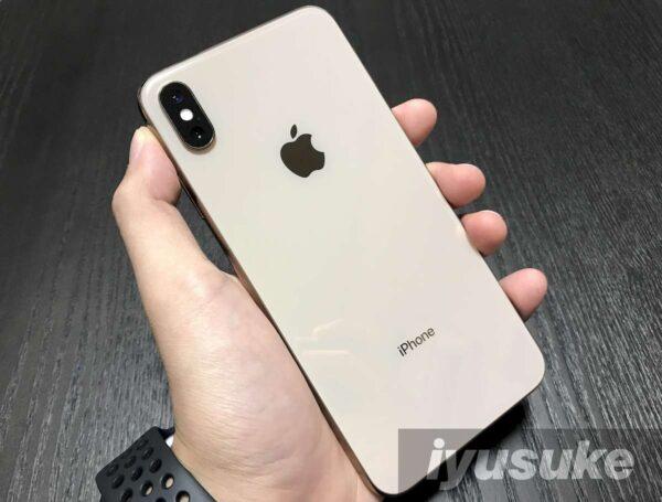 iPhone XS Max 001