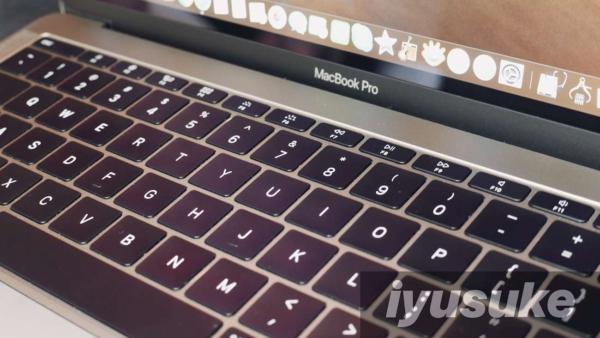 Macbook Pro キーボード