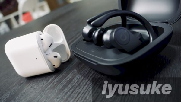 airpods powerbeats pro 比較