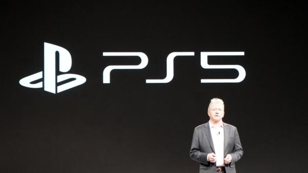 PS5 ロゴ 発表
