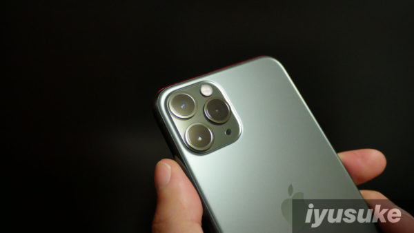 iPhone 11 Pro カメラ 2