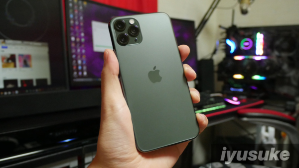 iPhone 11 Pro レビュー3