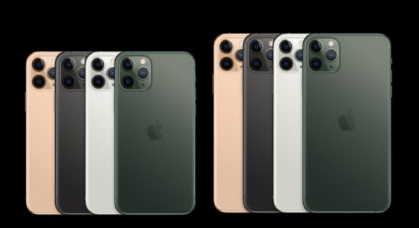iPhone 11 Pro/11 Pro Max カラー