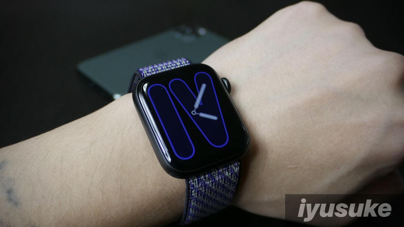 Apple Watch Nike レビュー