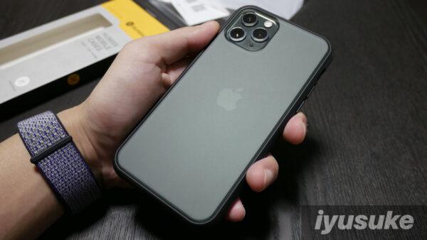 iPhone 11 Pro Humixx 耐衝撃ケース