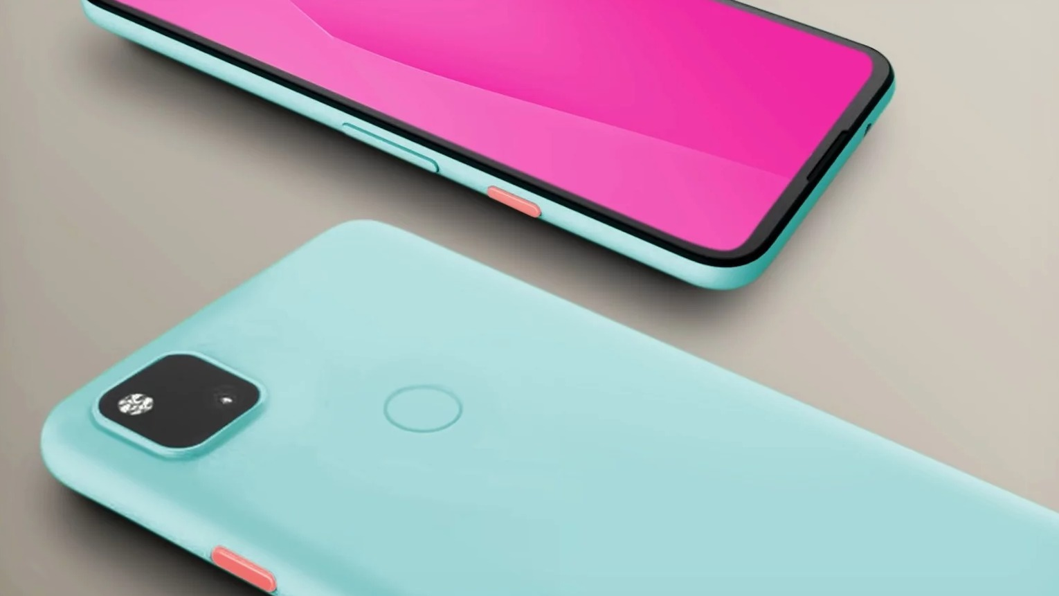 Pixel 4a コンセプトイメージ