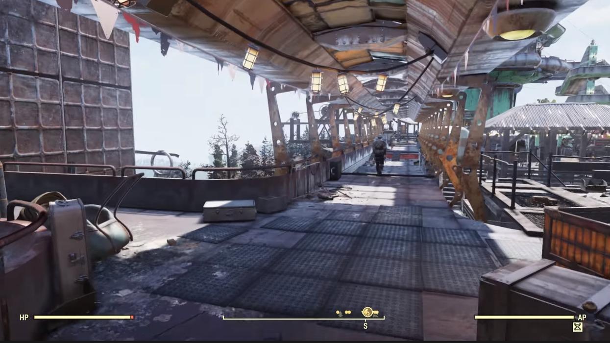 Fallout76 ウエスト ランダーズ
