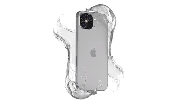 iPhone 12 Pro Maxのデザイン