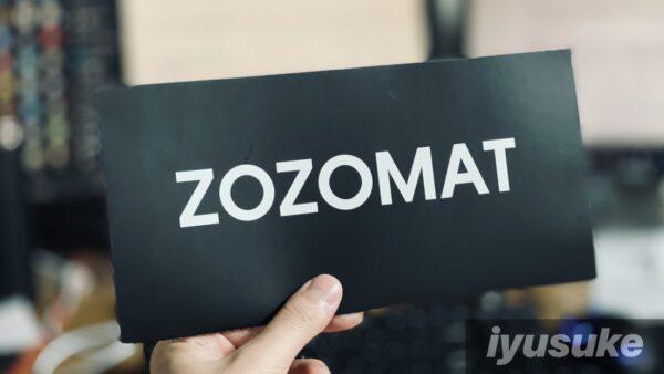 ZOZOMAT(ゾゾマット) レビュー