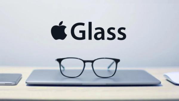 Apple Glass コンセプトイメージ