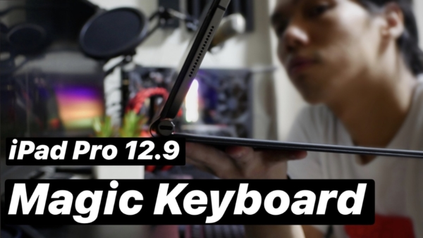 iPad Pro Magic Keyboard レビュー
