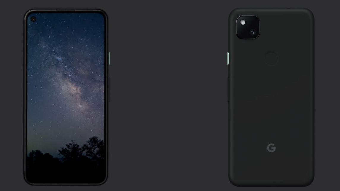 Pixel 4a デザイン