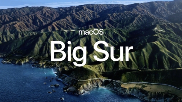 macOS Big Sur(ビッグサー)