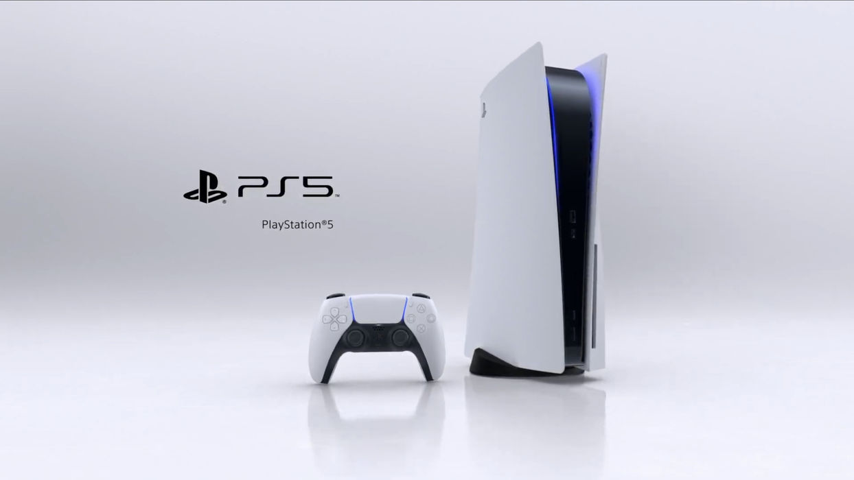 PS5 デザイン 発表
