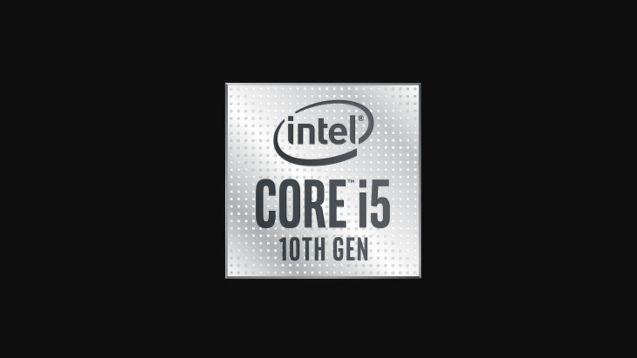 第10世代 Intel Core i5