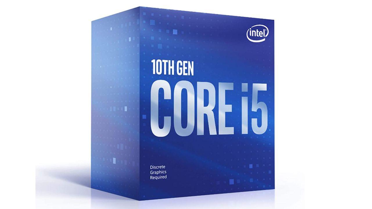 Intel Core i5 10400F(第10世代)
