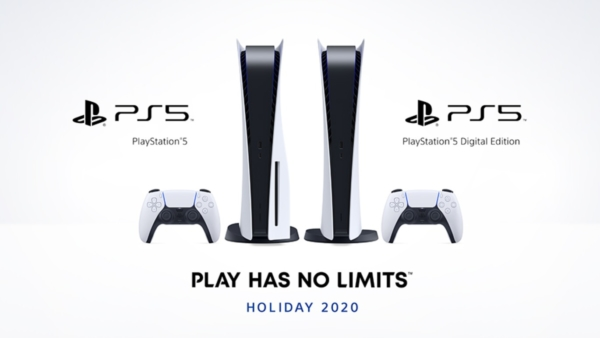 PS5とPS5 Digital Edition