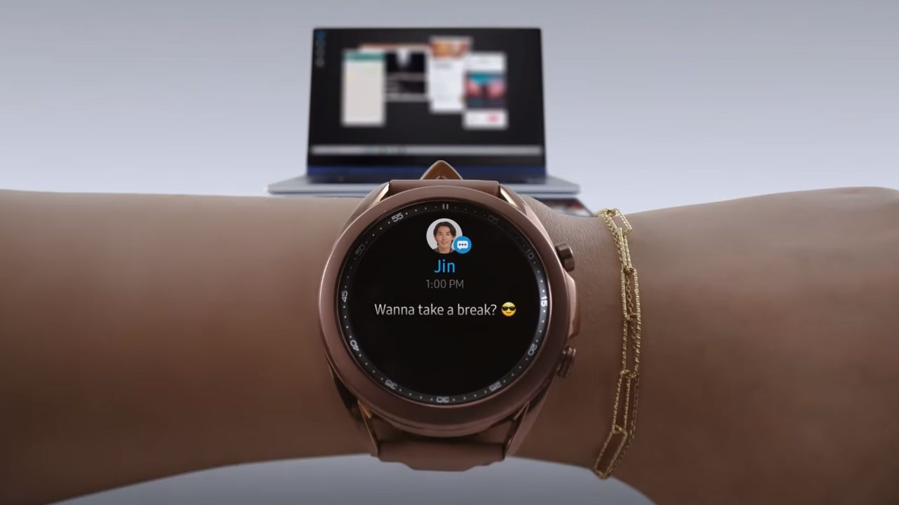 Galaxy Watch3 発表