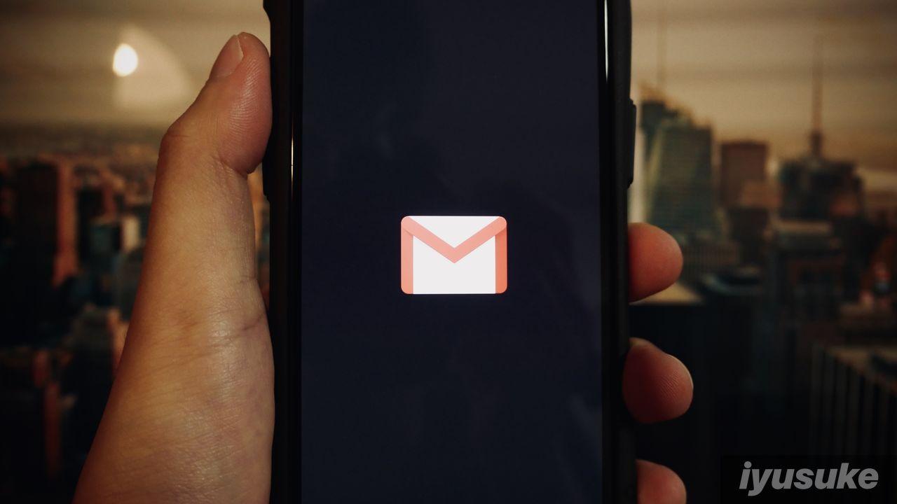 Gmail 署名