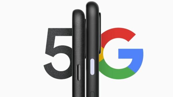 Pixel 5とPixel 4a 5G