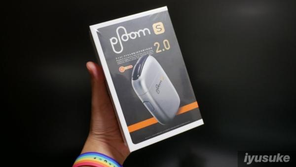 Ploom S 2.0 レビュー
