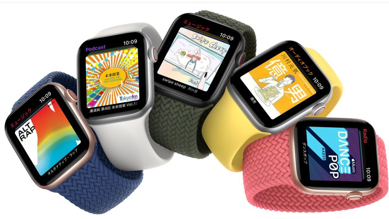 Apple Watch SEとApple Watch Series 3を比較