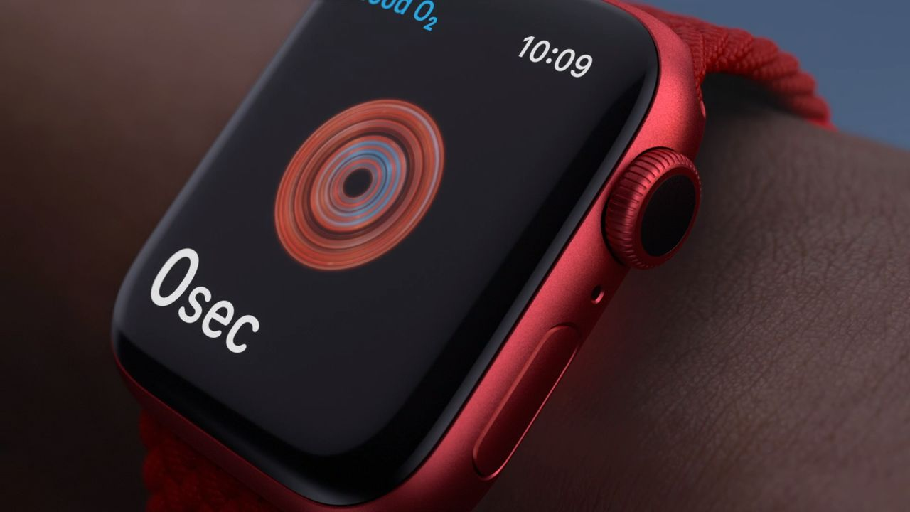 Apple Watch Series6 (PRODUCT)RED