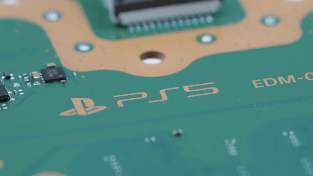 PS5 分解 基盤