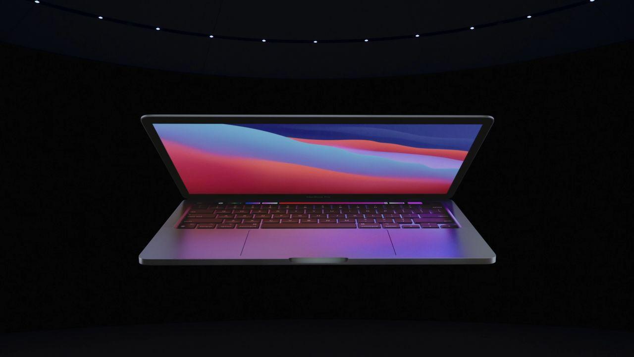 Macbook Pro AppleSilicon M1