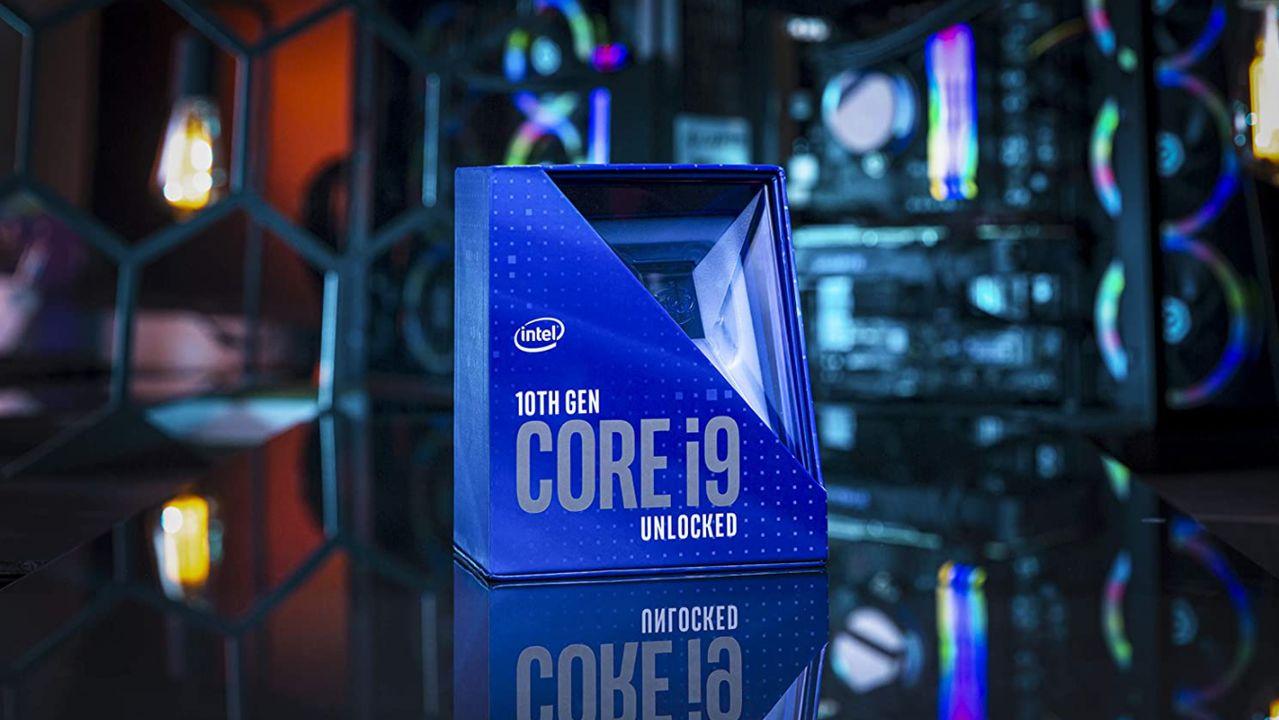 Intel Core i9 10900k