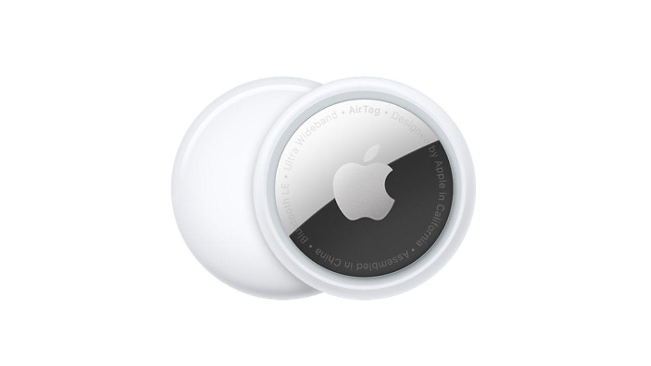 Airtag Appleの紛失防止タグ
