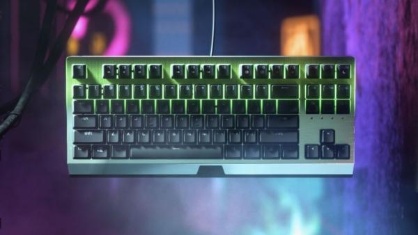 Razer BlackWidow V3 Tenkeyless 新型