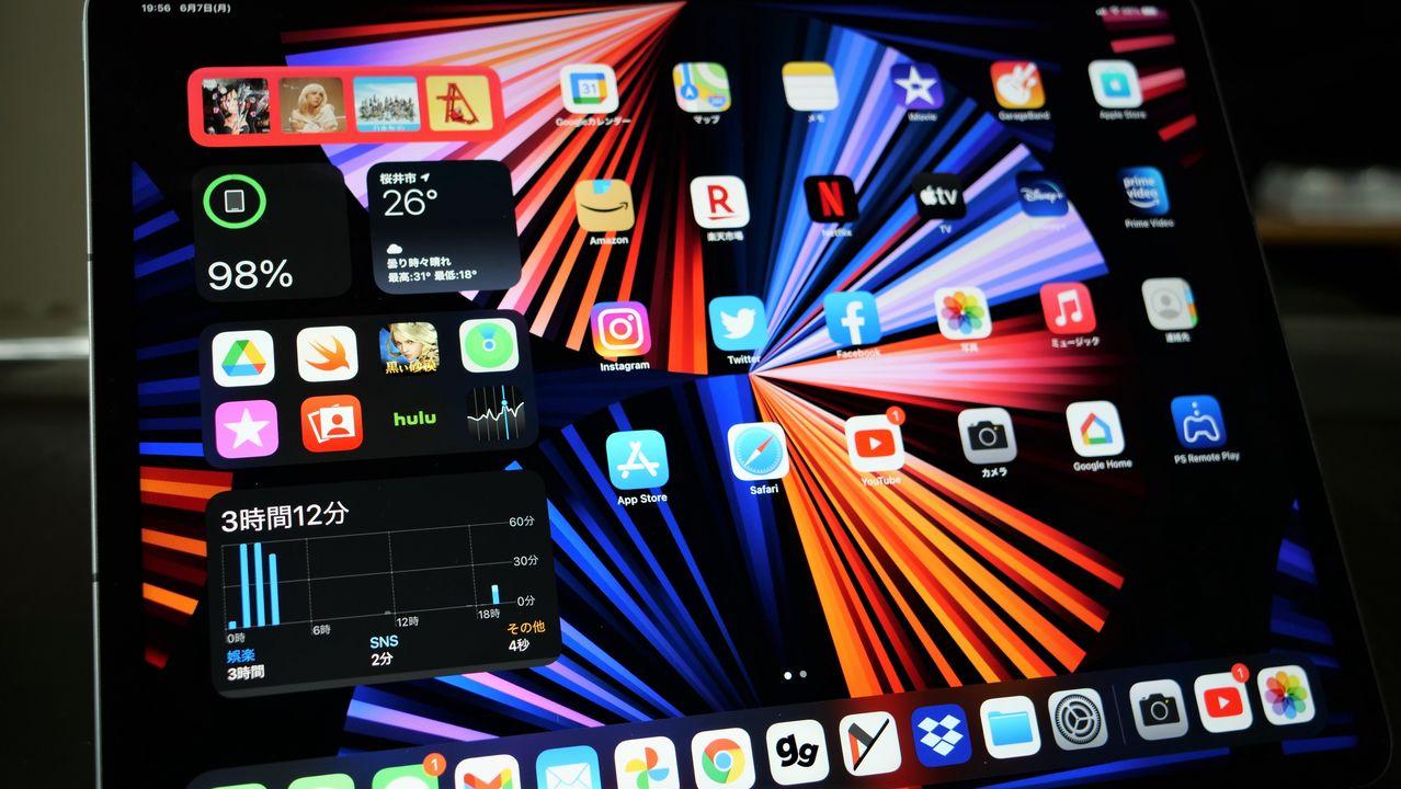 12.9インチ iPad Pro(第5世代) レビュー