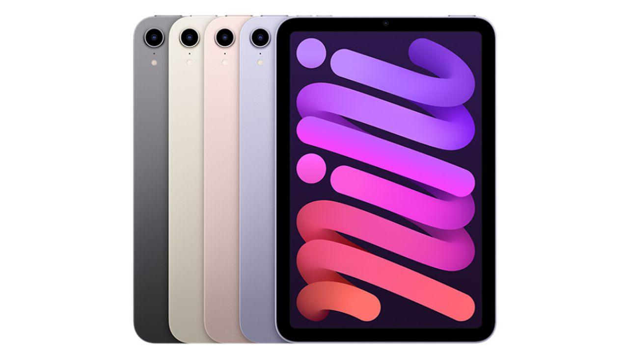 iPad mini(第6世代) 2021年 ラインナップ