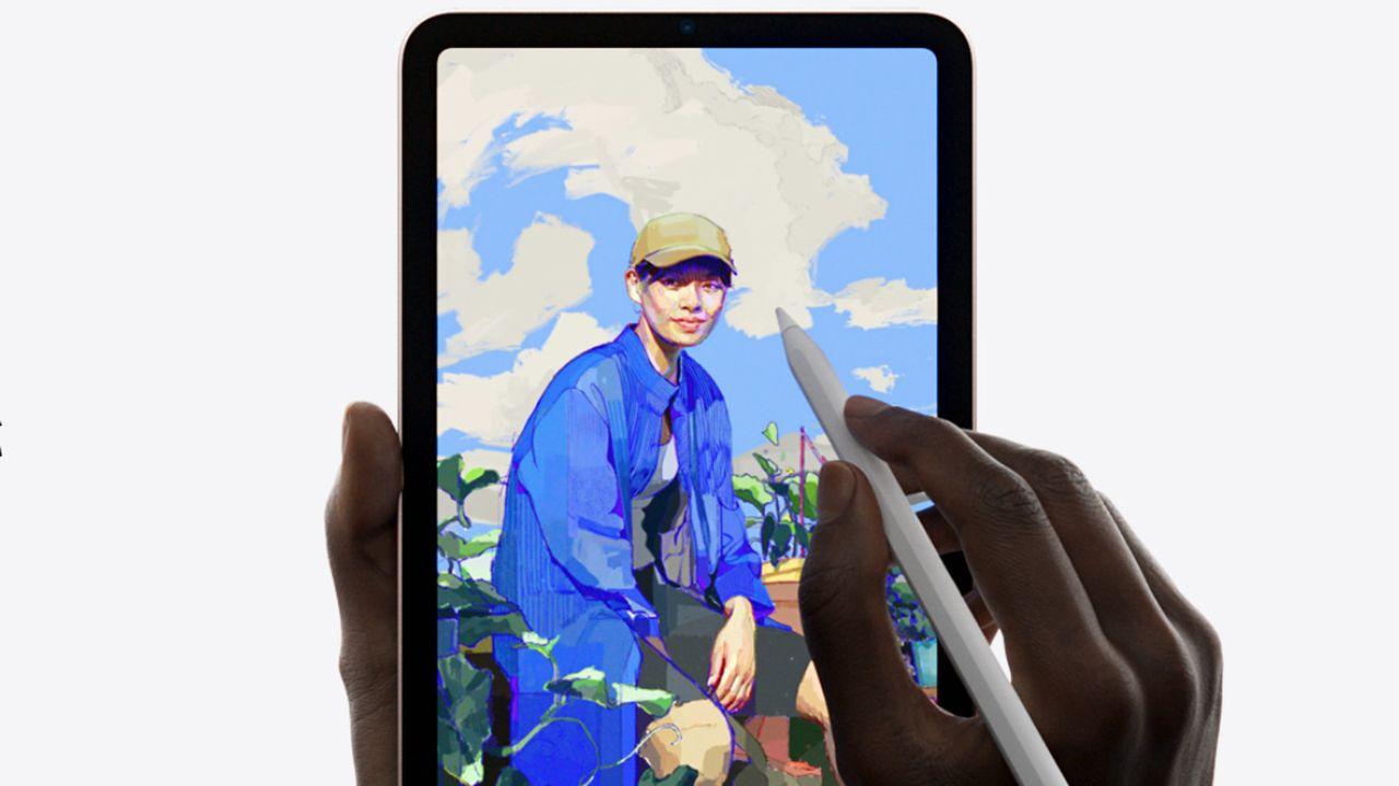 iPad mini(第6世代) Apple Pencil