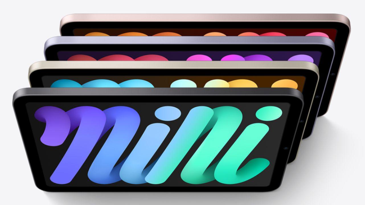 iPad mini(第6世代) カラーバリエーション カラバリ