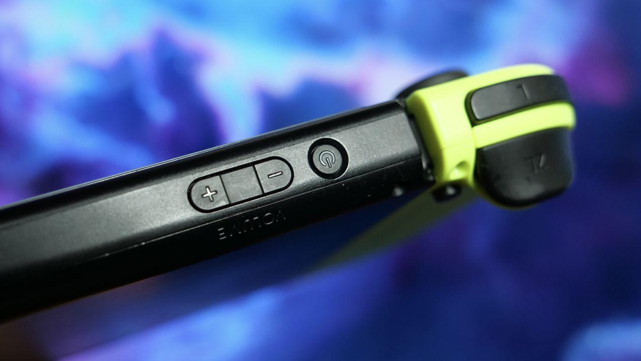 任天堂スイッチ 音量調整ボタンと電源ボタン