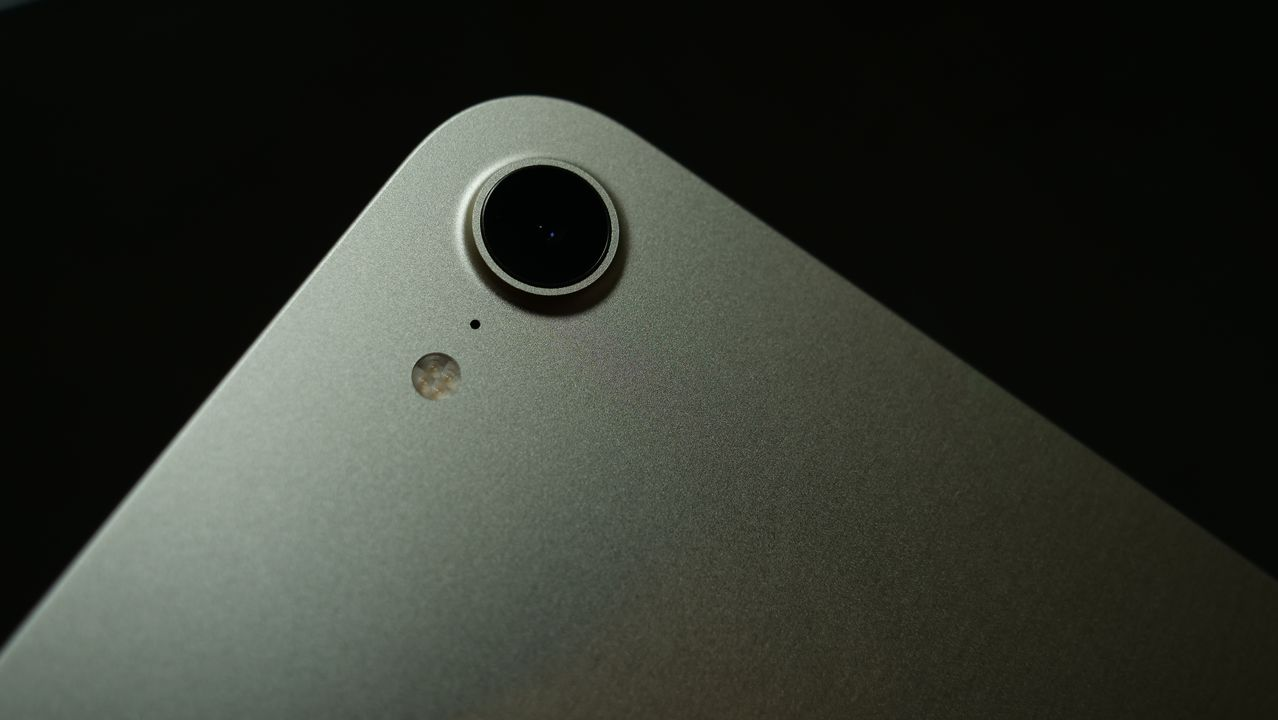 iPad mini(第6世代)のカメラ